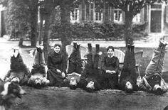 Hijinks in Darmstadt -Wolfsgarten 1899