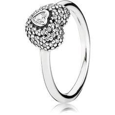 In My Heart w-CZ Ring 190877CZ