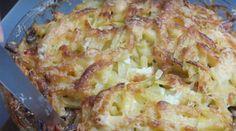 Cartofi cu ciuperci la cuptor - o rețetă mereu gustoasă! Incredibil cât de ușor se prepară! - Bucatarul.tv Lasagna, Macaroni And Cheese, Vegetables, Ethnic Recipes, Food, Mac And Cheese, Essen, Vegetable Recipes, Meals