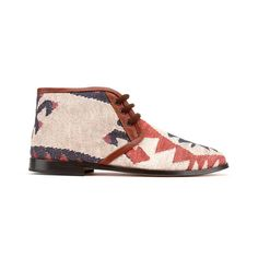 While on a trip to Istanbul, lawyers and Res Ipsa founders Josh and Odini fell in love with the bright patterns, intricate design, and history of kilim rugs. Stitching Leather, Cotton Canvas, Classic Style, Converse, Heels, Boots, Sneakers, Balcony, How To Wear