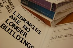 Think about Libraries in a different way!