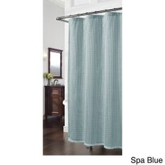 Cane Crochet Shower Curtain   Overstock.com Shopping - Great Deals on Shower Curtains