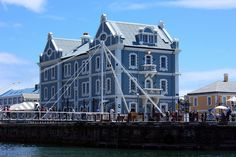 Waterfront. Cape Town, South Africa by Kleinz1, via Flickr