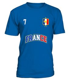 """# France Shirt Number 7 Soccer Team Sports French Flag .  Special Offer, not available in shops      Comes in a variety of styles and colours      Buy yours now before it is too late!      Secured payment via Visa / Mastercard / Amex / PayPal      How to place an order            Choose the model from the drop-down menu      Click on """"Buy it now""""      Choose the size and the quantity      Add your delivery address and bank details      And that's it!      Tags: France Soccer Team Shirt…"""