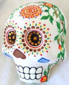 Azteca sugar skull
