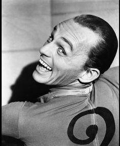 Frank Gorshin as 'The Riddler' in 'Batman' TV show (1966-68)