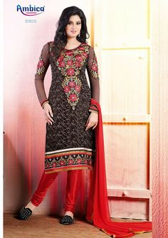 """""""Ambica Dress 5300"""" 365fstudio Grab the Complete Catalog of 7 Pieces * Rs """"Call Me""""/- Only !!! Call @ +919724300380 / Message us to inquire !!! 365fstudio (All Type Of Branded Suit & Saree Catalogue)"""