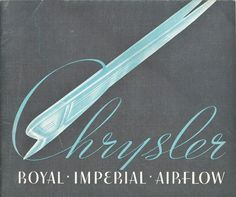 Check out this item in my Etsy shop https://www.etsy.com/listing/187620543/1937-chrysler-royal-imperial-airflow