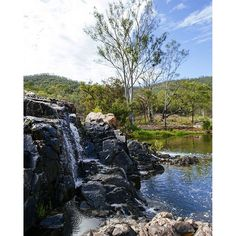 The heart of Somerset, Esk is best known for its stunning backdrop of Mount Glen Rock. Glen Rock, Somerset, Brisbane, Backdrops, River, World, Outdoor, Outdoors, Backgrounds