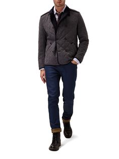 nice brand new double-breasted husky jacket #reserved.com