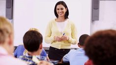 Teacher Asks Students To Split Into 2 Groups To Simulate Ideal Class Size