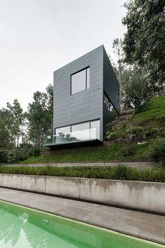 Casa Alta by AS/D Asociacion de Diseno