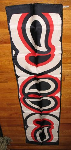 Vintage Couture Scarf Made in France SOIE by marysvintagecloset, $18.00