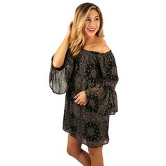 Say What I Want Dress | Impressions Online Women's Clothing Boutique