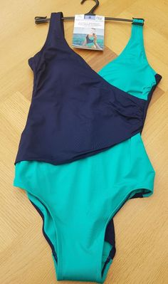 5f2ce9681 Extra Off Coupon So Cheap Womans new Plunge Swimsuit with secret Slimming  size 8