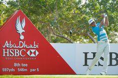 2016 Abu Dhabi HSBC Championship – Stars get ready to tee-off in UAE