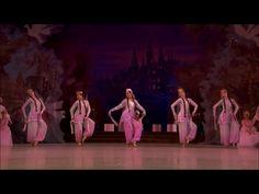 Nutcracker Arabian dance