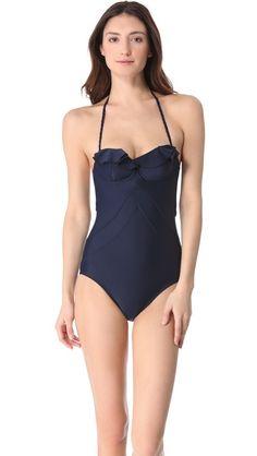 a3964ec74ef0f Kushcush Gigi One Piece Swimsuit One Piece Swimsuit