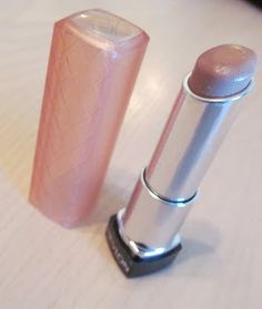 Revlon Lip Butter in Creme Brulee- A Nude colour that doesnt make me look sick or dead lol... Good for tan or brown skin tones