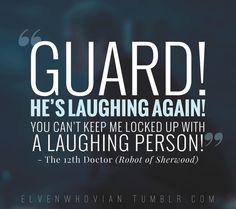 Robot of Sherwood - Quote 5 by ElvenWhovian on deviantART