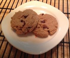 Almond Butter Surprise Cookies