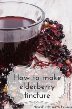 Elderberries have long been traditionally used to help boost the immune system during the cold and flu season. Here's how I make elderberry tincture.