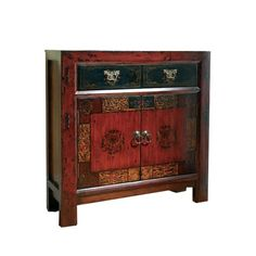 I pinned this Hooker Furniture Seven Seas Hall Chest from the East Meets West event at Joss and Main!