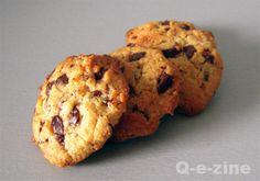 Q-e-zine: Cookies moelleux moelleux moelleux !!!!