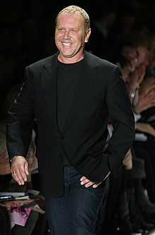 Michael Kors is an American fashion designer known for creating stylish mid-range sportswear for men and women. He was born on August 9, 1959. He attended the Fashion Institute of Technology in New York. His clothing is aimed at both men and women, and sold at large department stores across America. He regularly uses colorful designs that pop with his collections.
