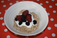 Weekends are a great opportunity to break away from the run of the mill week day breakfast. I have made Bill Granger's Bircher Muesli a few times and I think it is delicious! On Saturday we … Bill Granger, Bircher Muesli, Sweet Treats, Healthy Eating, Breakfast, Opportunity, Times, Food, Eating Healthy
