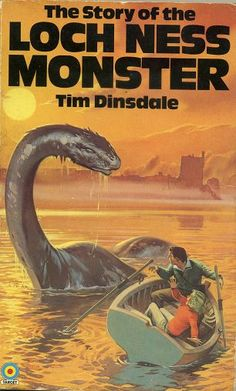 Books about the Loch Ness Monster Lake Monsters, Myths & Monsters, Mythical Creatures, Sea Creatures, Monstre Du Loch Ness, Strange Beasts, Monster Drawing, Novel Characters, Sea Serpent