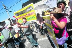 Nueva denuncia contra ex alcalde de Yura por invasiones en Arequipa http://hbanoticias.com/3572