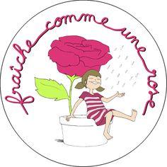 Expressions francaises - Fraîche comme une rose