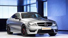 2014 Mercedes C63 AMG Edition 507 Isurance
