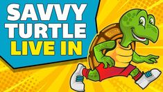 Savvy Turtle Live Chew The Fat Hour (Camera Test)