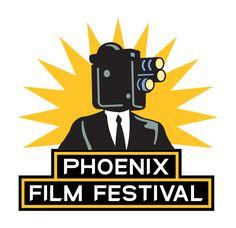 Phoenix Film Festival Logo designed by Jeff Moss - Moss Creative, LLC (circa 1999?)
