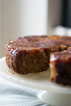 Breakfast Apple Cake (Gluten Free) Prep time: 20 mins Cook time: 55 mins Total time: 1 hour 15 mins Serves:12  The cake consistency will be very mois...