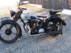 1934 NSU  motorcycle