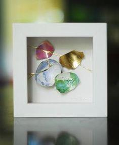 Eggshells August 2019 – Elisa Sheehan Fine Art The Incredibles, Framed Art, Mixed Media Collage, Acrylic Box, Japanese Art, Fine Art, Inspiration, Kintsugi, Art