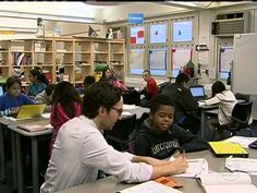 Fantástico - Escolas públicas apostam na tecnologia dentro das salas d...