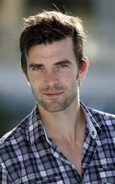 Lucas Bryant--Haven, one of my favorite tv shows ever.