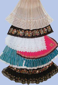 lamus dworski: Lachy Sądeckie costume - a guide to Polish folk costumes