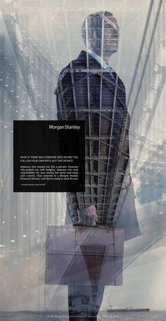 Morgan Stanley: Briefcase — Designspiration