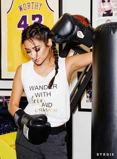 Shay Mitchell shares her busy-girl guide to staying fit and healthy