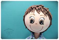 Peinado para fofucho  www.xeitosas.com