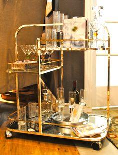House of Honey|Inspiring Bar Carts