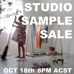 In just under 12 hours we will kick off our hugest Studio Clearance & Sample Sale EVER! We've spent many extremely satisfying hours discovering loads of hidden gems in the depths of the studio and look forward to offering them as part of this sale! Pieces that we've put aside after being used on display unique stunning Australian timber species that we used to create one off samples blonde maple timber with minor imperfections that didn't meet our strict QC checks (we are nuts about…