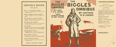 Facsimile Dust Jackets L.L.C.: biggles