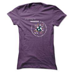 A bad day in Nigeria ... Cool Shirt !!! - T-Shirt, Hoodie, Sweatshirt