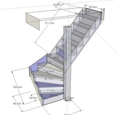 Unbelievable Attic Storage Australia Ideas - dolores Enticing Attic Renovation Closet Amazing Tips Can Change Your Life: Attic Stairs Cozy Nook attic closet stairways.Attic Before And After Products attic kitchen bathroom. Attic Stairs, Basement Stairs, House Stairs, Attic Loft, Bedroom Loft, Diy Bedroom, Bedroom Small, Bedroom Ideas, Attic Ladder